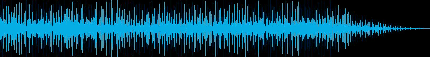 イージーリスニング/ライトジャズだ...の再生済みの波形