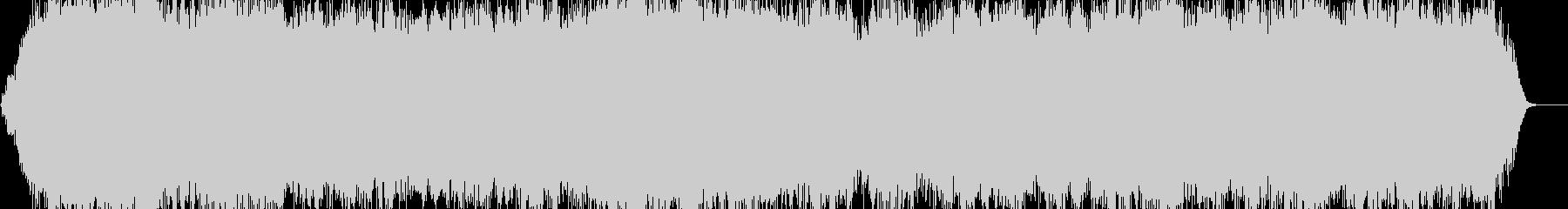 528Hz 癒しのヒーリングBGMの未再生の波形