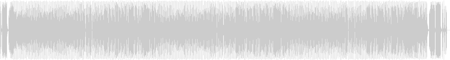 Comical pop songs's unreproduced waveform