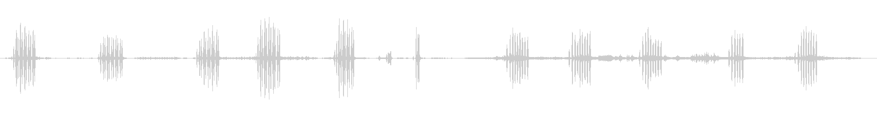 carbonero-mellere...の未再生の波形