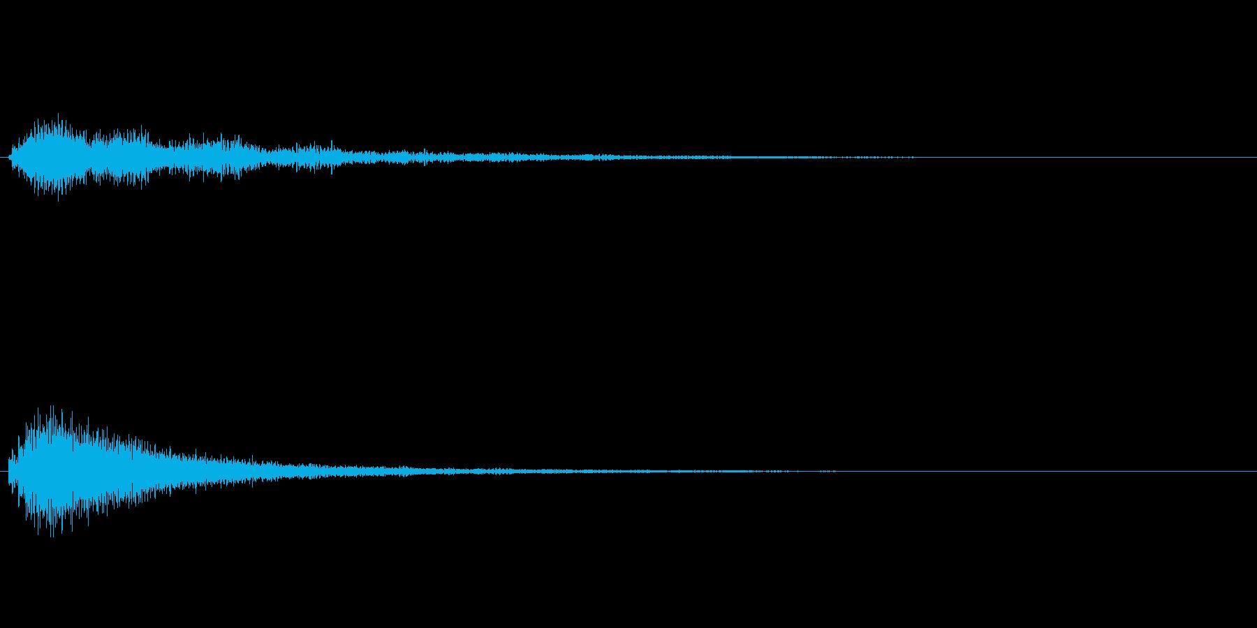 キラキラ系_098の再生済みの波形