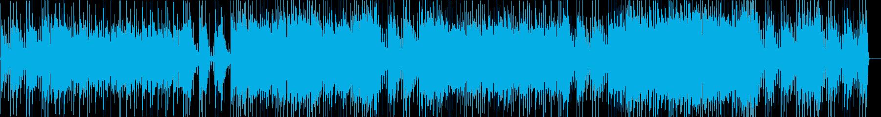 爽やかで希望に満ちたピアノポップロックの再生済みの波形