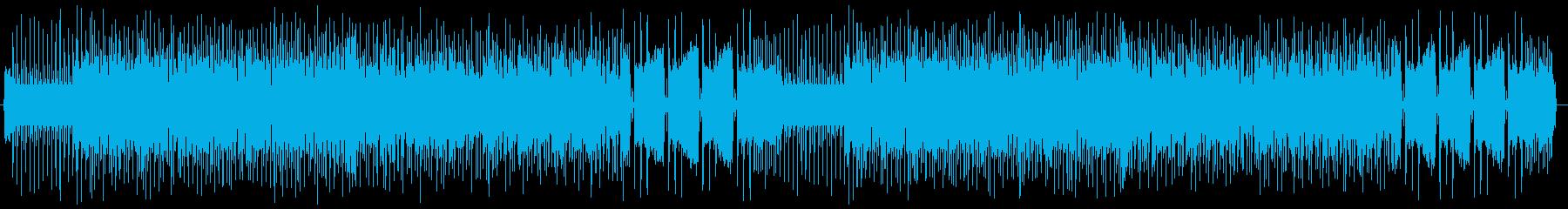 こてこての8bitバトルの再生済みの波形