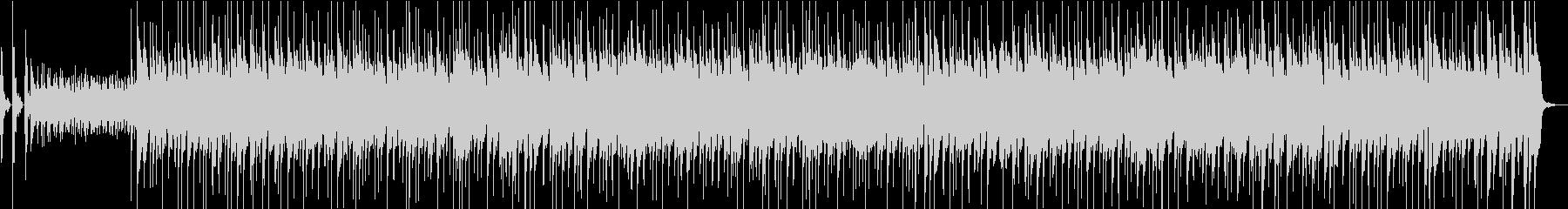 秒合わせロッキー系筋トレ動画用2分BGMの未再生の波形