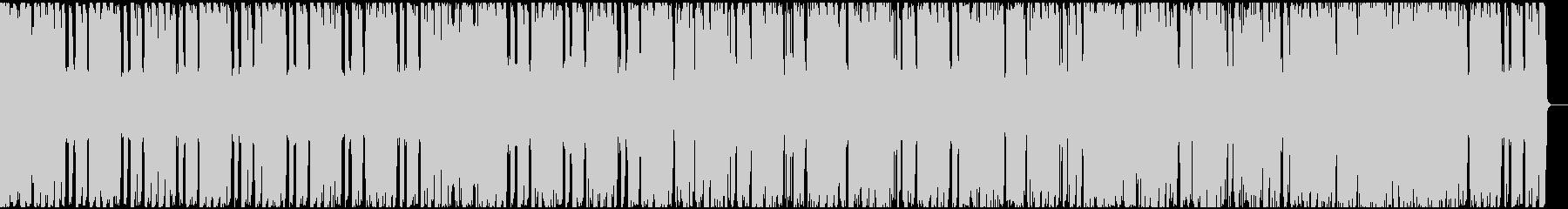 【フューチャーベース】ロング4の未再生の波形