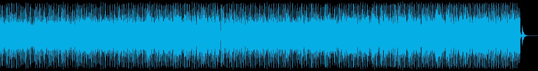 ウキウキ楽しく可愛いウクレレの再生済みの波形