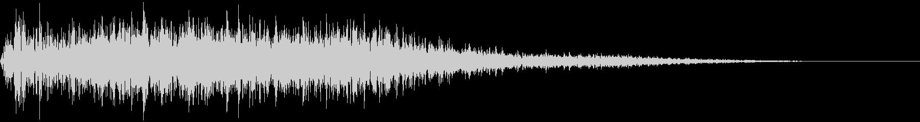 シューッという音EC07_88_5の未再生の波形