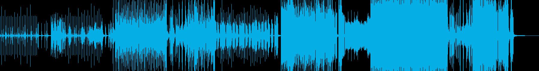 メルヘンなカントリーロック ★の再生済みの波形