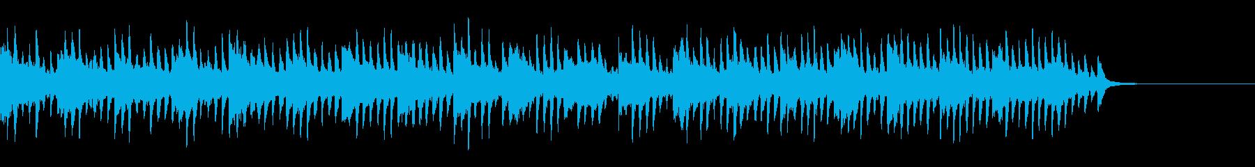シンキングタイム~ゲーム風~の再生済みの波形