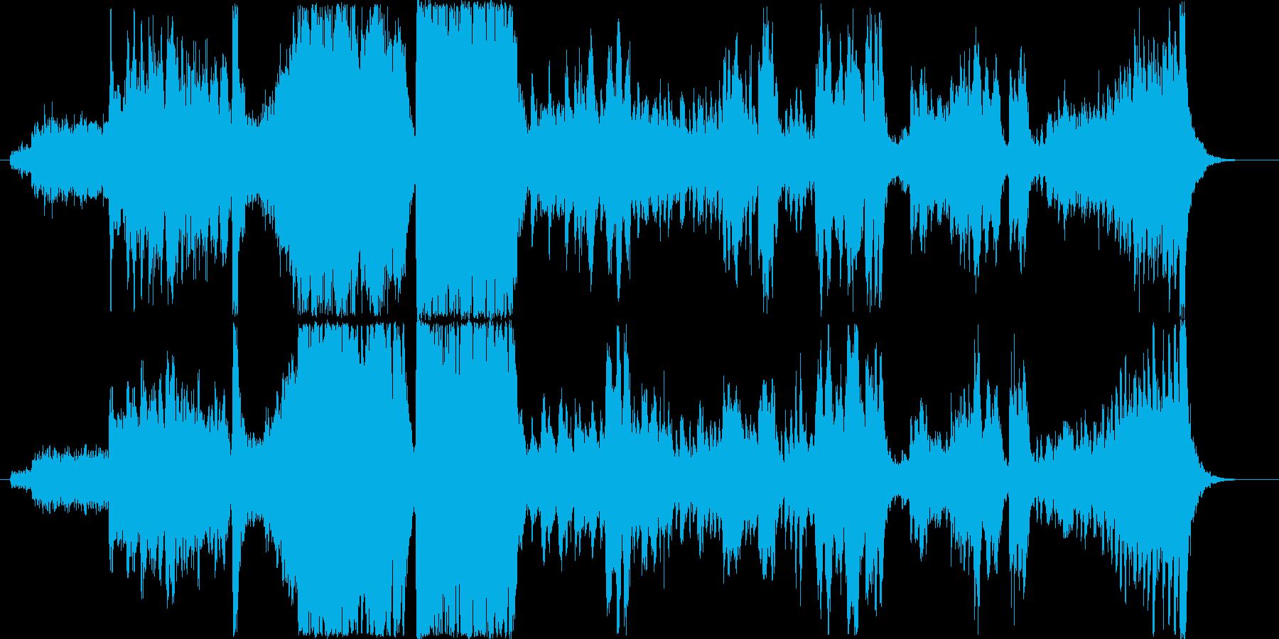 ホルスト「惑星」木星の再生済みの波形