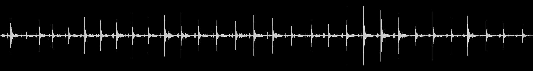 ジム ケーブルマシンプルリリース高...の未再生の波形