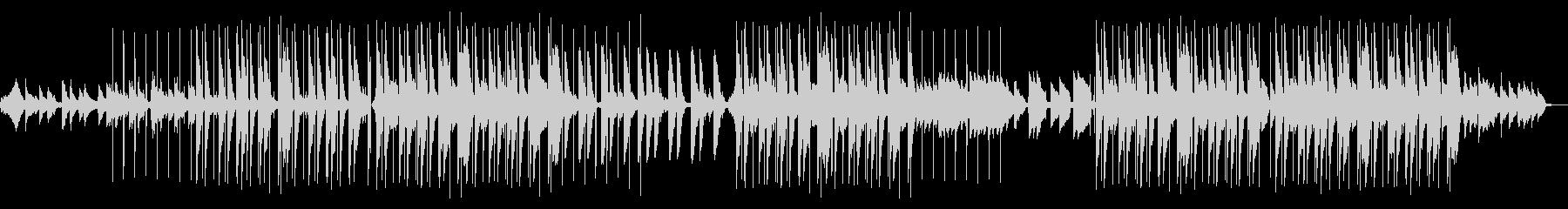 生演奏/感動的エンディングおすすめポップの未再生の波形