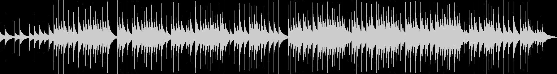 【オルゴール】楽しく踊るワルツ(ループ)の未再生の波形