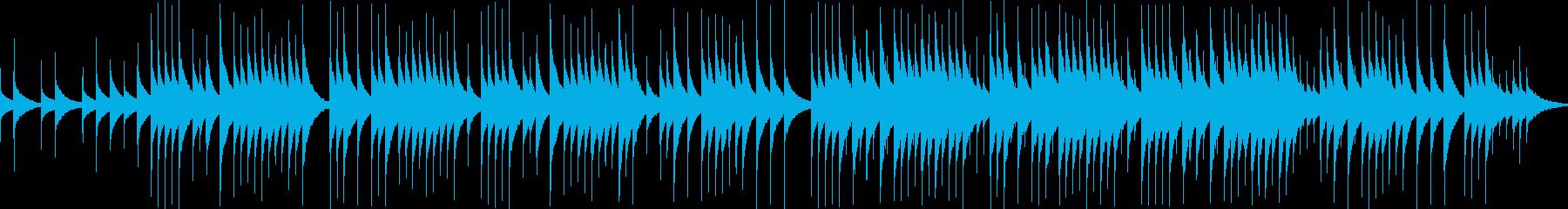 【オルゴール】楽しく踊るワルツ(ループ)の再生済みの波形