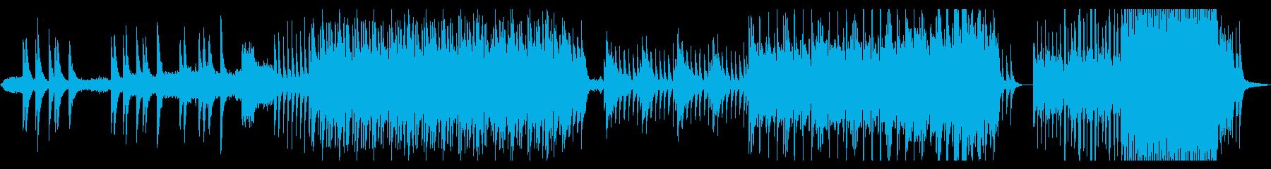 不思議 ノスタルジック ファンタジーの再生済みの波形