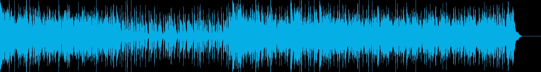 ややサイケデリックな60年代のガレ...の再生済みの波形