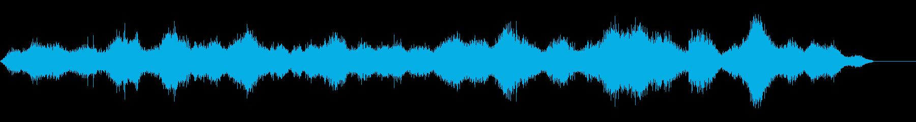 波の海-大きな-水の再生済みの波形