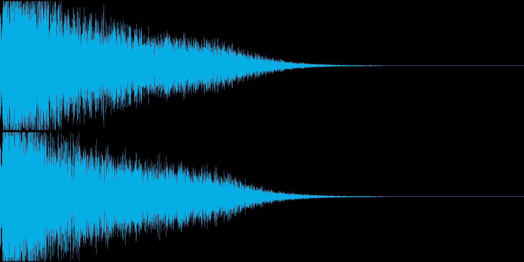 ロボット 合体 ガシーン キュイン 41の再生済みの波形