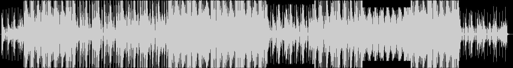 ラフでゆったりなチルホップ / R&Bの未再生の波形
