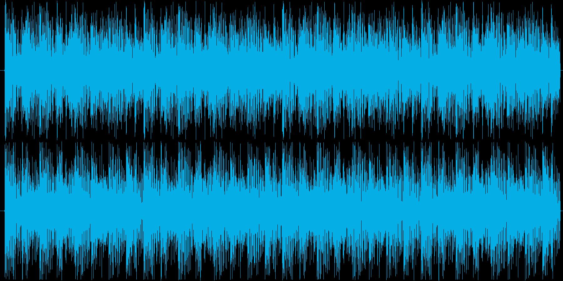LOOP用に作成しましたの再生済みの波形