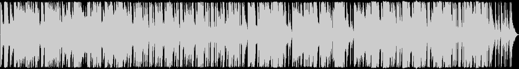 アシッドジャズ、アーバンフィール。...の未再生の波形