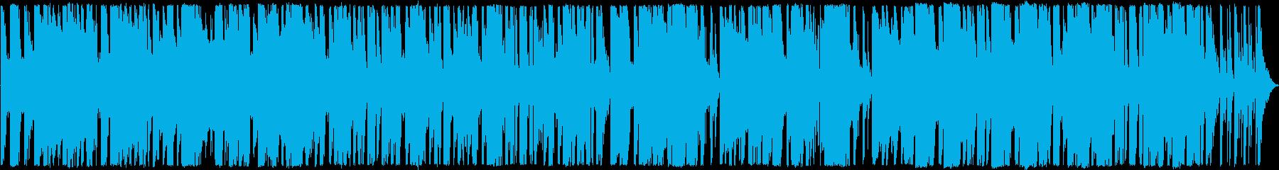 アシッドジャズ、アーバンフィール。...の再生済みの波形