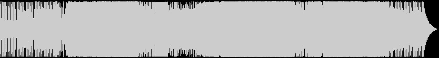 クラブ/トランス/アップリフティングの未再生の波形