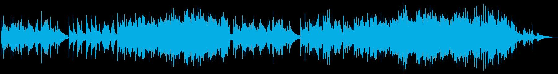 動画 センチメンタル 感情的 クー...の再生済みの波形