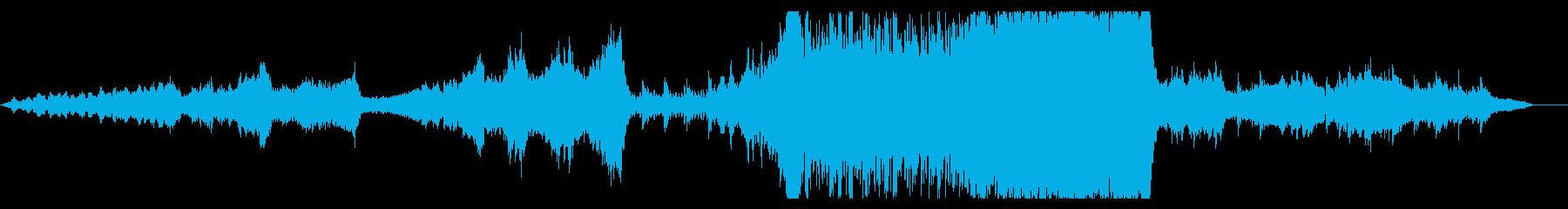 大自然壮大オーケストラ pno syn無の再生済みの波形