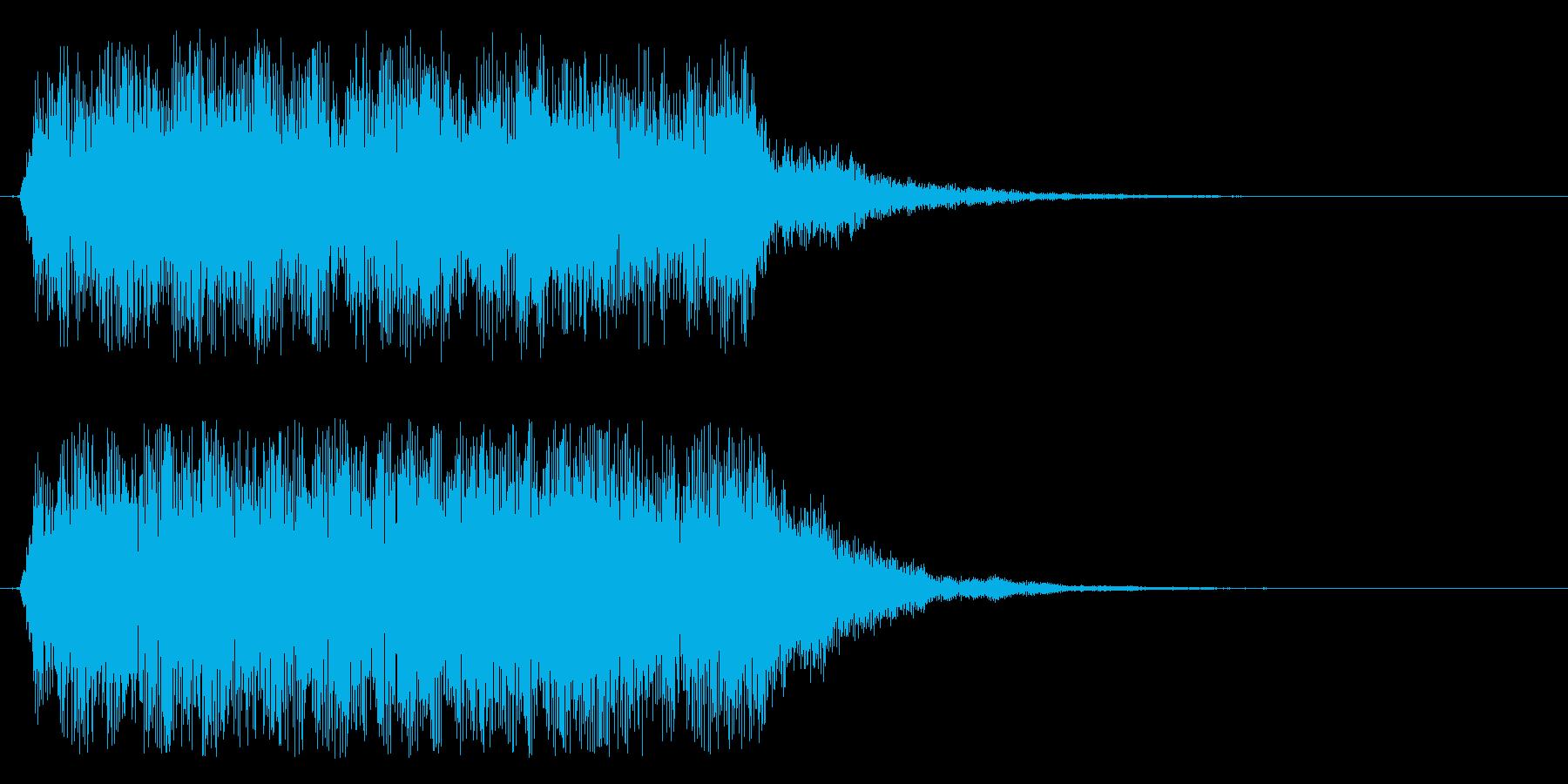 ふぉ~~~~~(ボイス系)の再生済みの波形