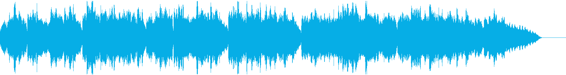 オーボエとピアノのどこかホッとするBGMの再生済みの波形