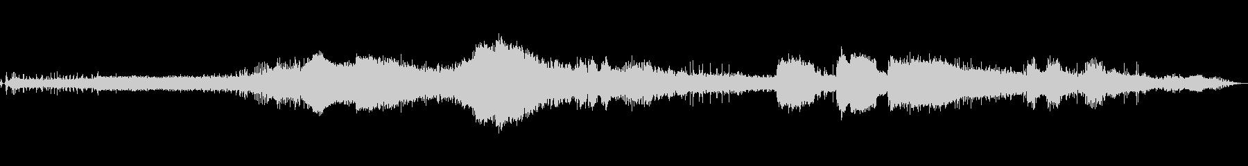 ヤマハ600:オンボード:スタート...の未再生の波形
