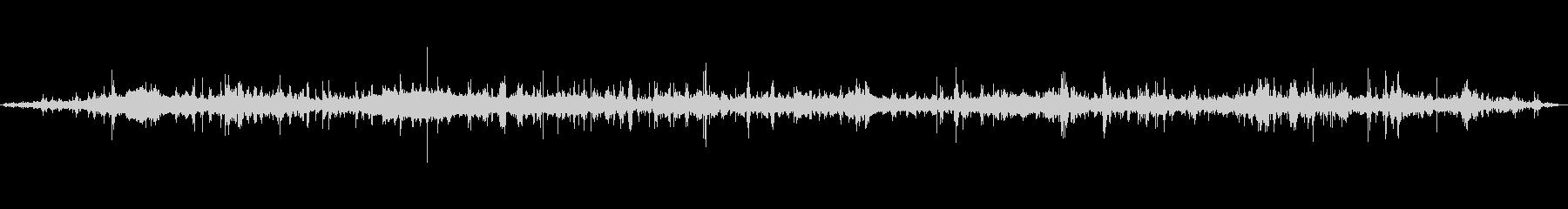[ASMR]波打ち際の音_006の未再生の波形
