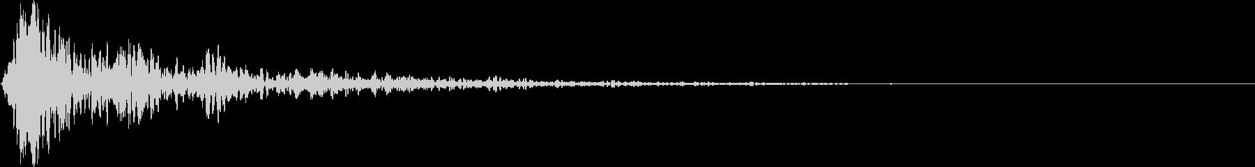 【トレーラー】ガンッッッ!・・・の未再生の波形