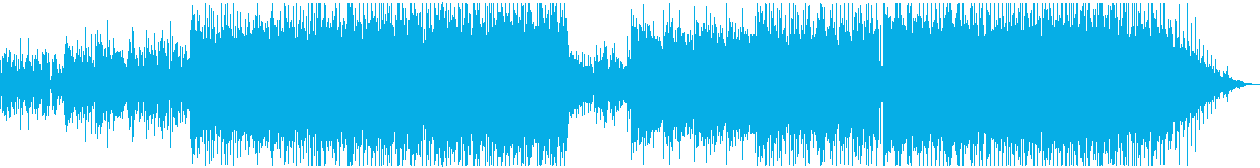生演奏 切なく感情的なアコギの再生済みの波形