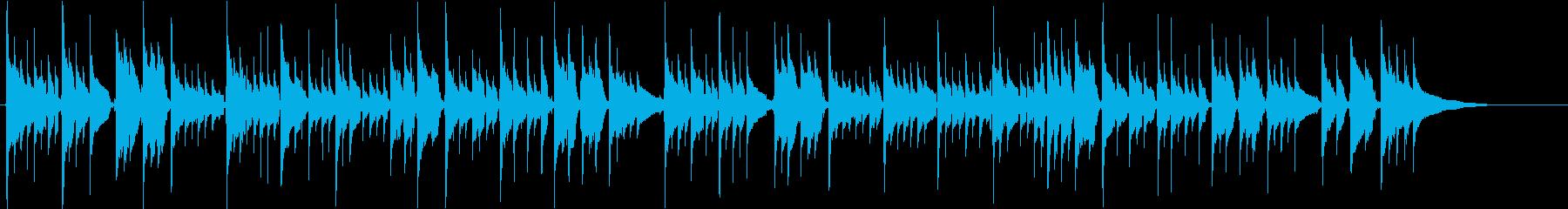 お正月 アコギ ソロギター 生演奏の再生済みの波形