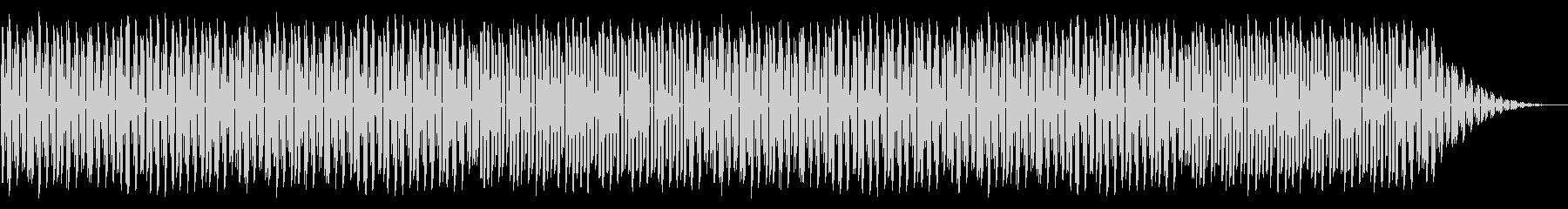NES 和風 A01-1(タイトル) の未再生の波形