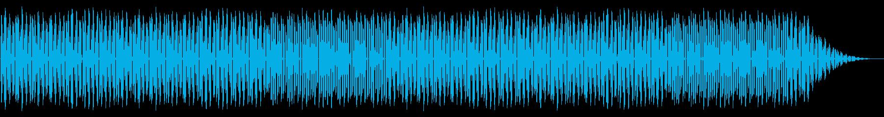 NES 和風 A01-1(タイトル) の再生済みの波形
