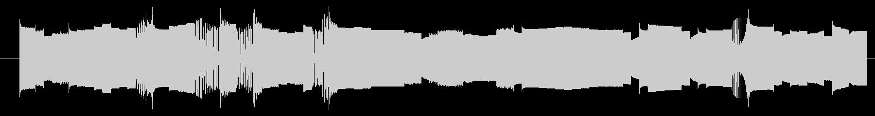機械 カオスサインディストーション02の未再生の波形