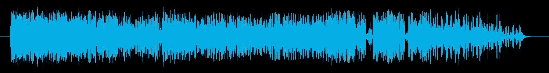 移行3の再生済みの波形