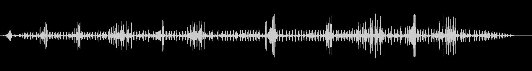 リバーズナイトサマーナイチンゲール...の未再生の波形