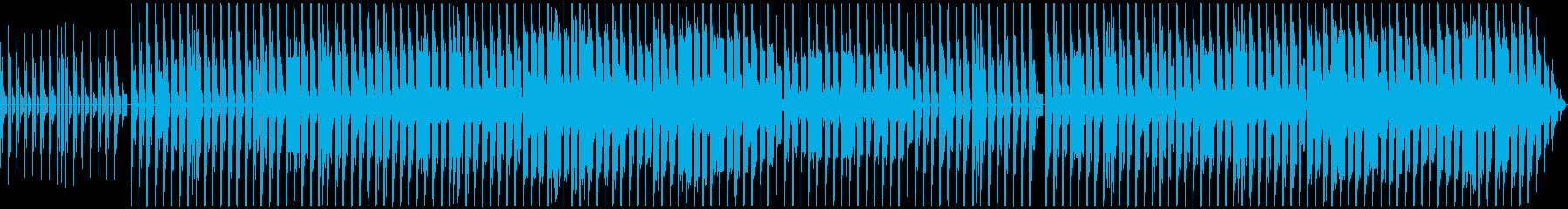 中東アッパー系!エクスタシーサイケポップの再生済みの波形