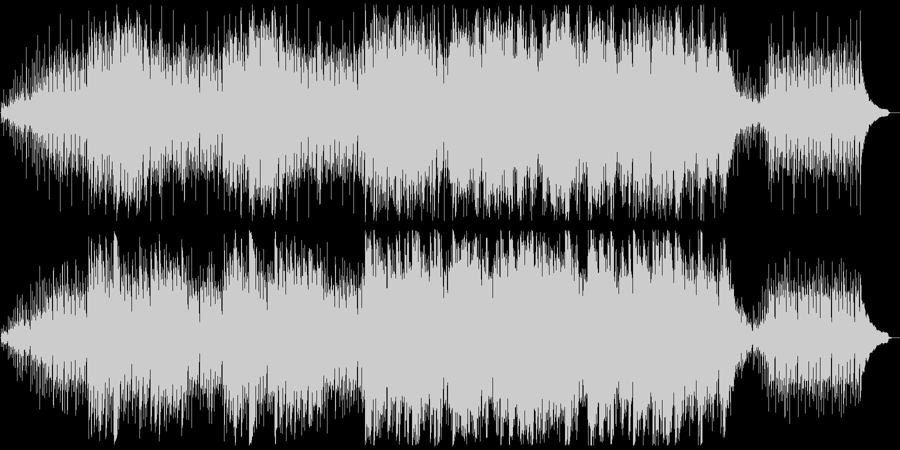 森・神秘系フィールド曲(ループ) の未再生の波形