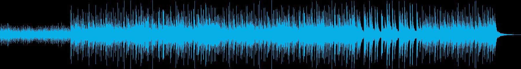 クイズ サイエンス 不思議なマリンバの再生済みの波形