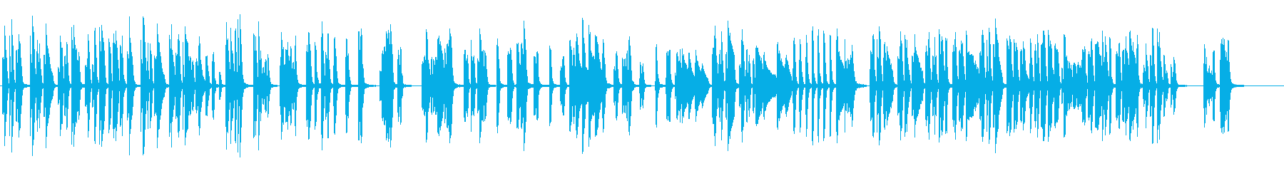 かわいくて上品なピアノ曲です。の再生済みの波形