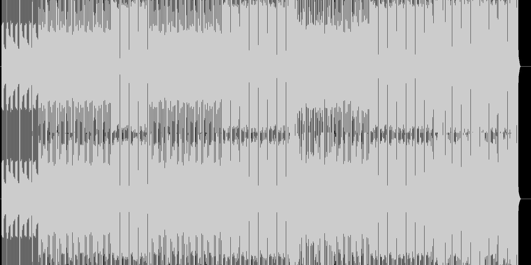 音楽    山田昌記の未再生の波形