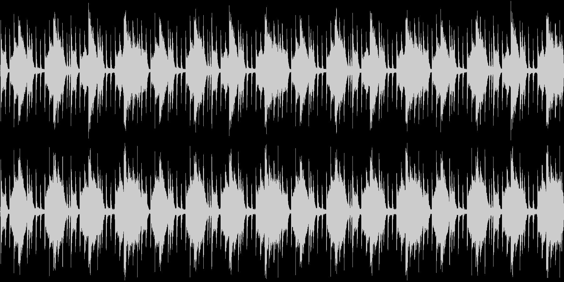 【チェロ/ストリングス×EDM】の未再生の波形