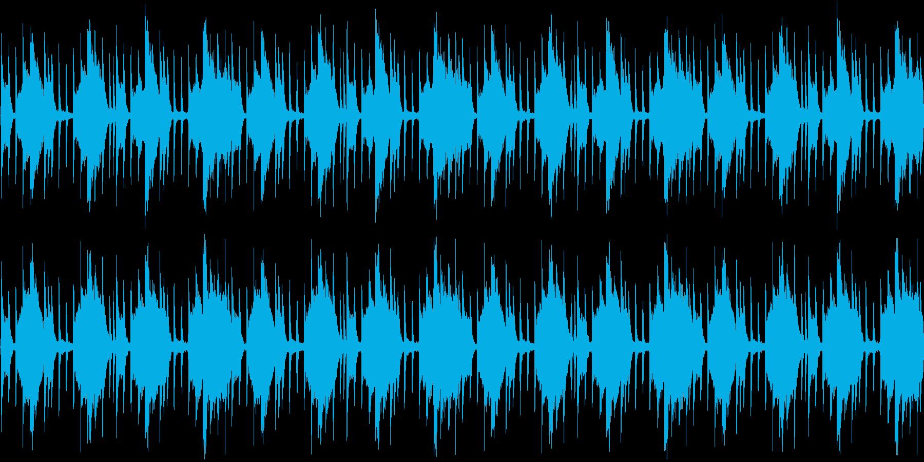 【チェロ/ストリングス×EDM】の再生済みの波形