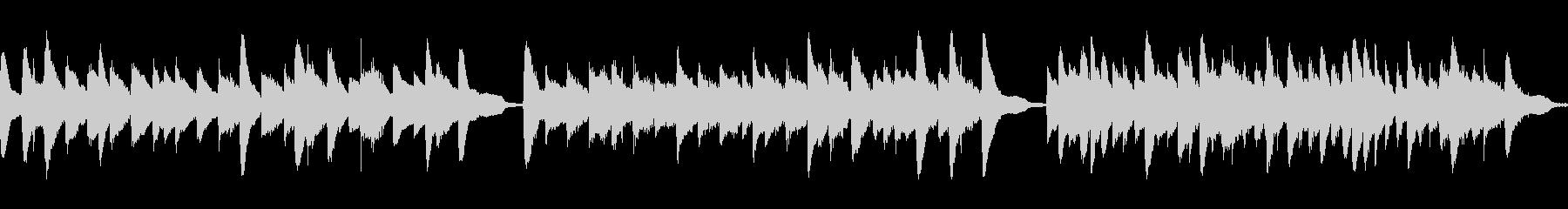 クラシック風ジングル37A-ピアノソロ の未再生の波形