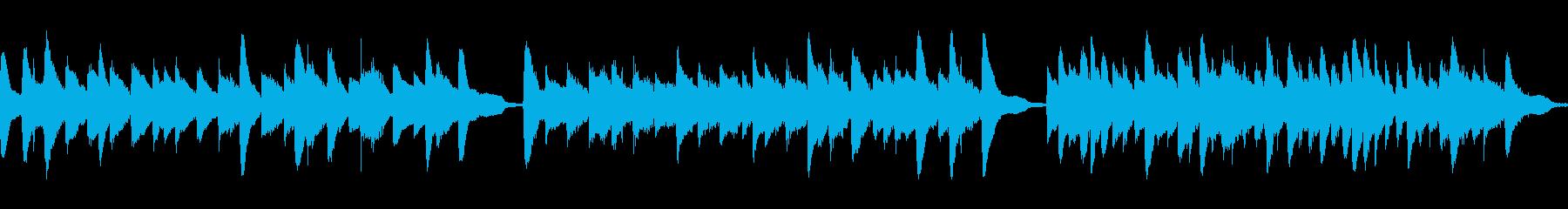 クラシック風ジングル37A-ピアノソロ の再生済みの波形